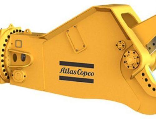 Cizalla hidráulica para excavadoras SC 8300