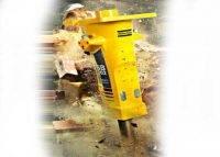 Martillos hidráulicos para excavadoras