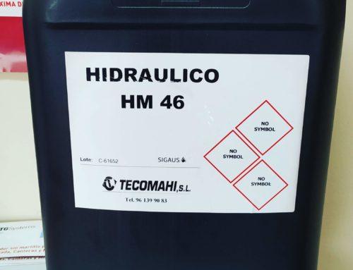 Bidon Aceite Hidraulico HM46 20L